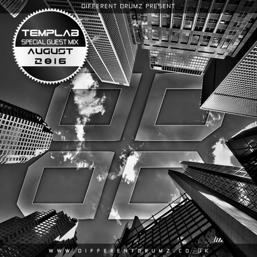 Templab Different Drumz Guest Mix August 2016