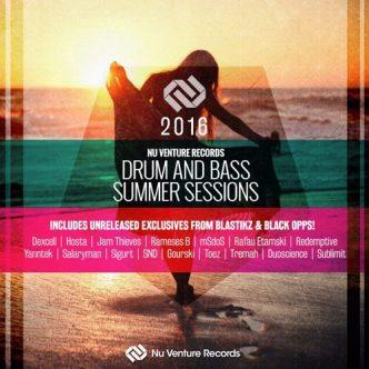 Nu Venture Drum & Bass Summer Sessions 2016