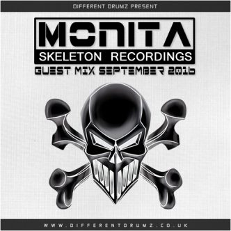 Monita (Skeleton Recs) Different Drumz Guest Mix Sept 2016