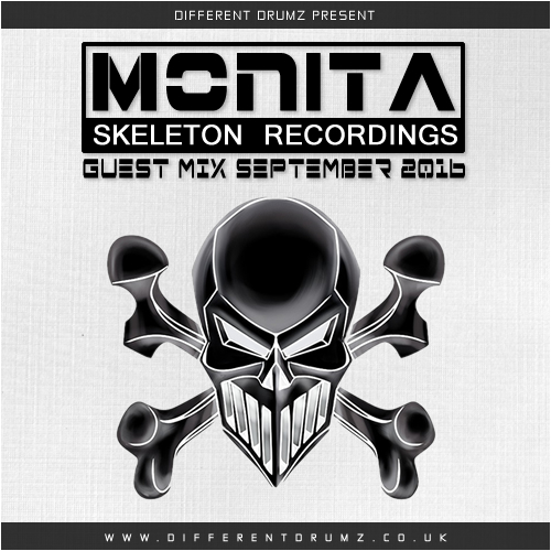 Monita (Skeleton Recordings) Different Drumz Guest Mix Sept 2016