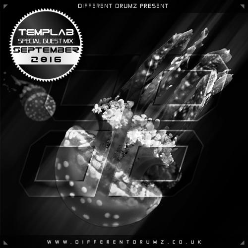 Templab Different Drumz Guest Mix September 2016