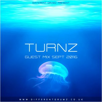 Turnz Different Drumz Guest Mix Sept 2016