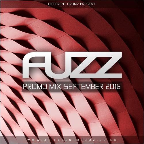 Fuzz Different Drumz Promo Mix Sept 2016