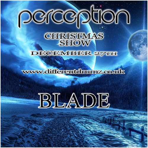 DJ Blade - Perception Christmas Show (27,12,16)
