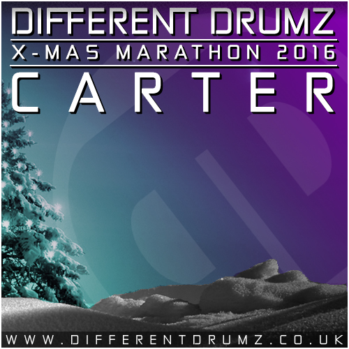 Carter - Different Drumz Marathon Mix 2016