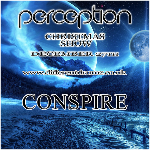 Conspire - Perception Christmas Show (27,12,16)