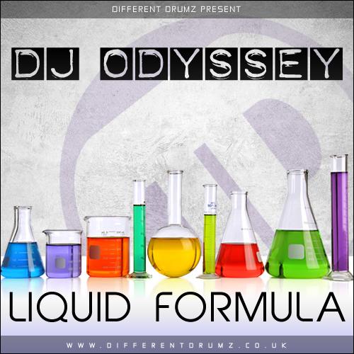 DJ Odyssey - Liquid Formula