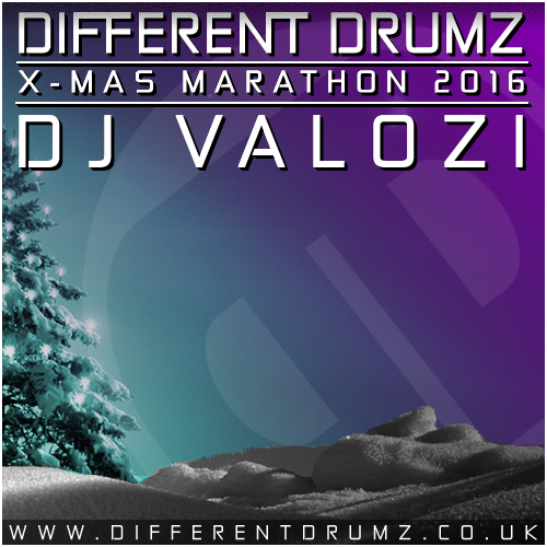 DJ Valozi Different Drumz Marathon Mix 2016