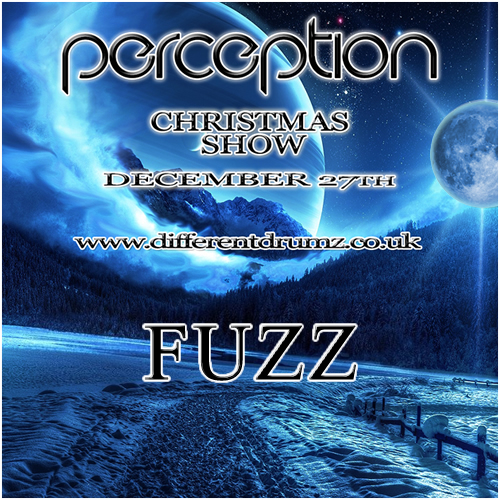 Fuzz - Perception Christmas Show (27,12,16)