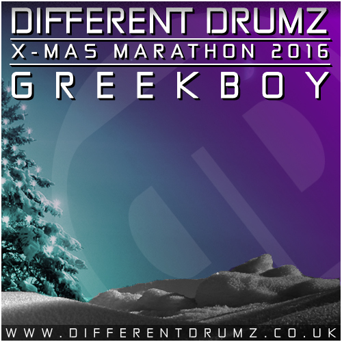 Greekboy Different Drumz Marathon Mix 2016