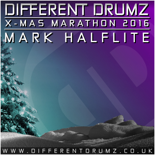Mark Halflite - Different Drumz Marathon Mix 2016