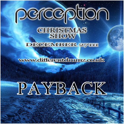 DJ Payback - Perception Christmas Show (27,12,16)