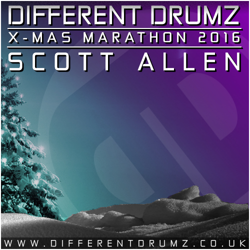 Scott Allen - Different Drumz Marathon Mix 2016
