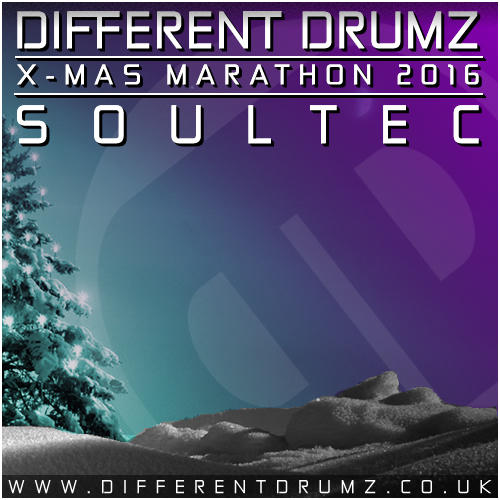 SoulTec - Different Drumz Marathon Mix 2016