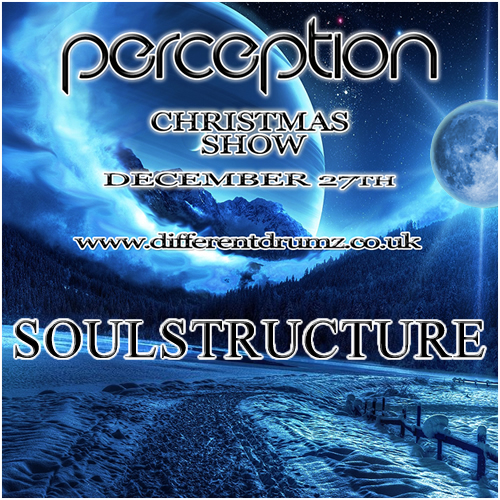 SoulStructure - Perception Christmas Show (27,12,16)