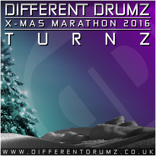 Turnz - Different Drumz Marathon Mix 2016