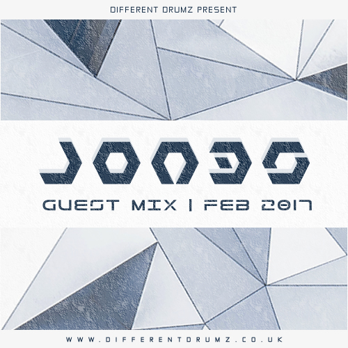 Jones - Different Drumz Guest Mix | Feb 2017
