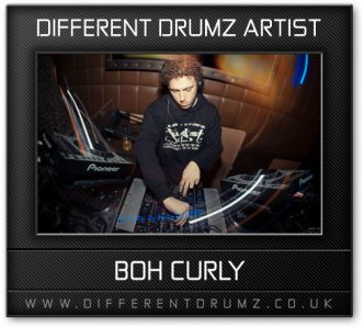 Boh Curly Different Drumz Artist Image
