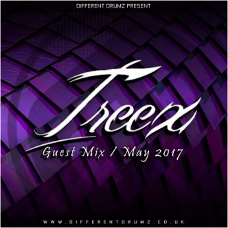 Treex Different Drumz Guest Mix May 2017