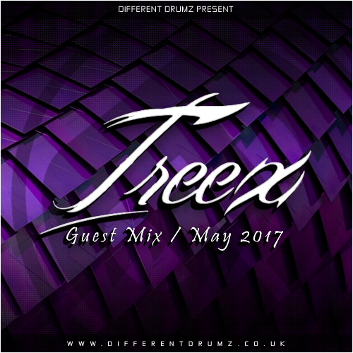 Treex Different Drumz Guest Mix | May 2017