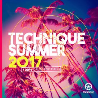 Technique Recordings | Various Artists - Technique Summer 2017 Sampler 1