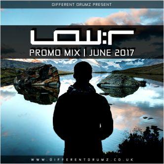 Lowr - Different Drumz Promo Mix | June 2017
