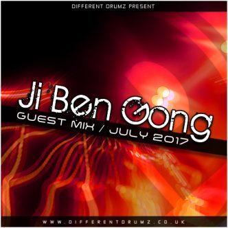 Ji Ben Gong Different Drumz Guest Miz | July 2017