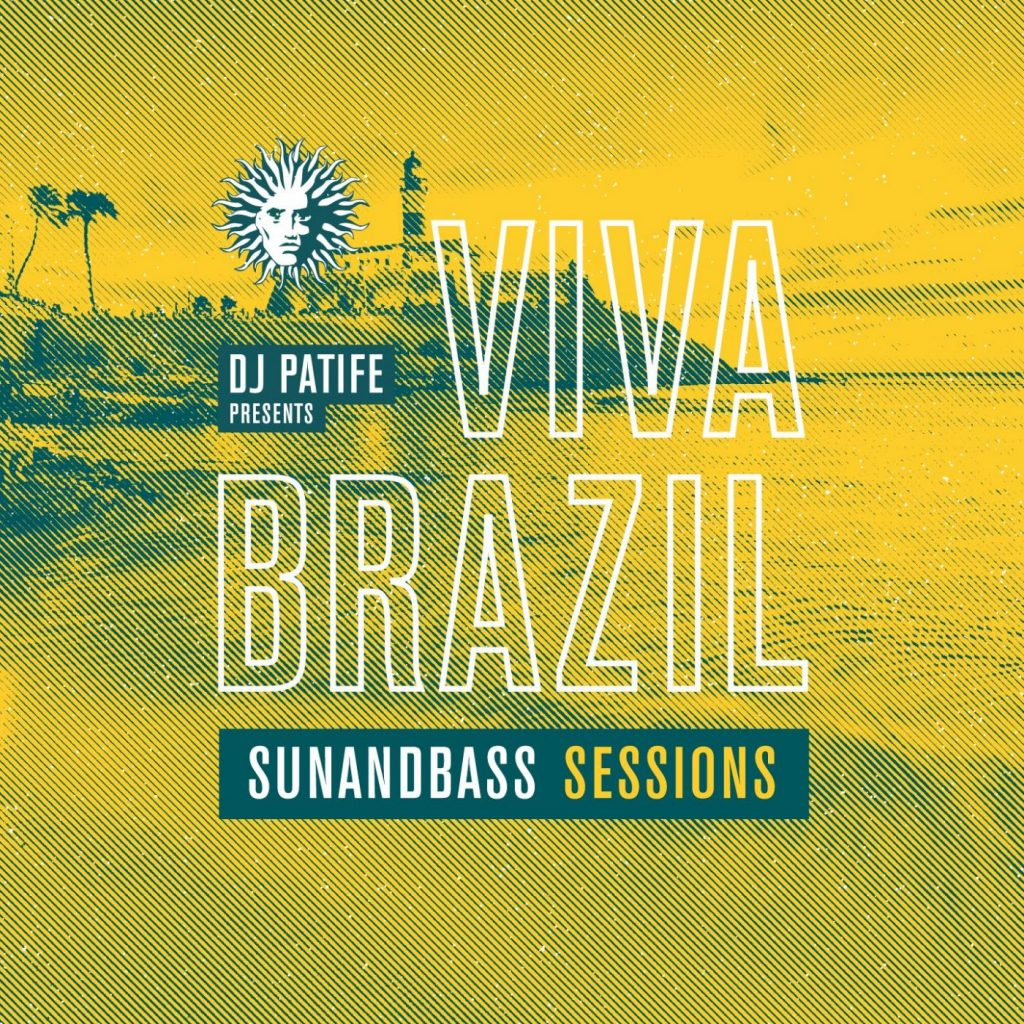 V Recordings | PLV079CDS: Various Artists - DJ Patife Presents - Viva Brazil: SUNANDBASS Sessions