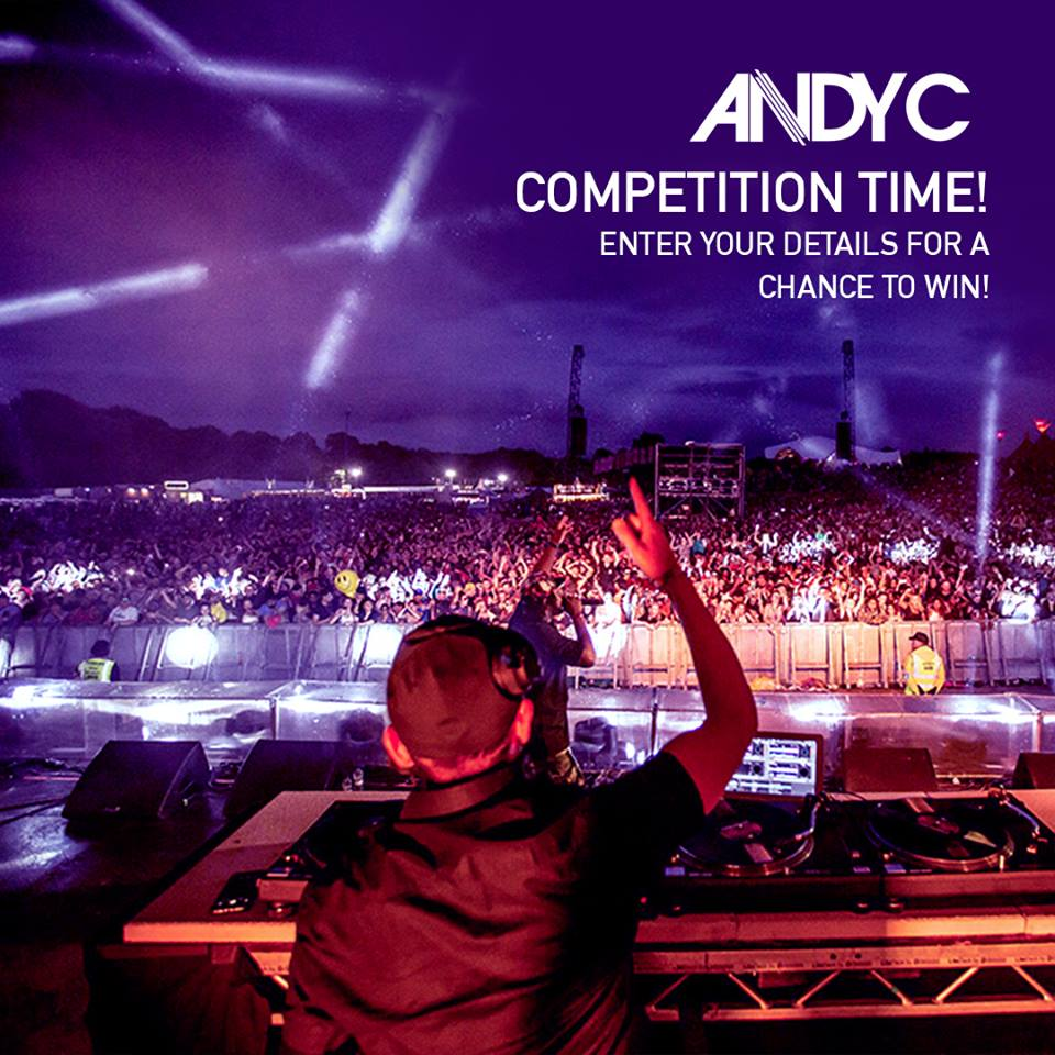 Andy C Competition