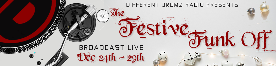 Different Drumz Present: The Festive Funk Off