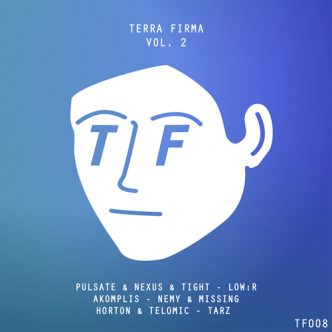 Terra Firma Vol 2 Artwork