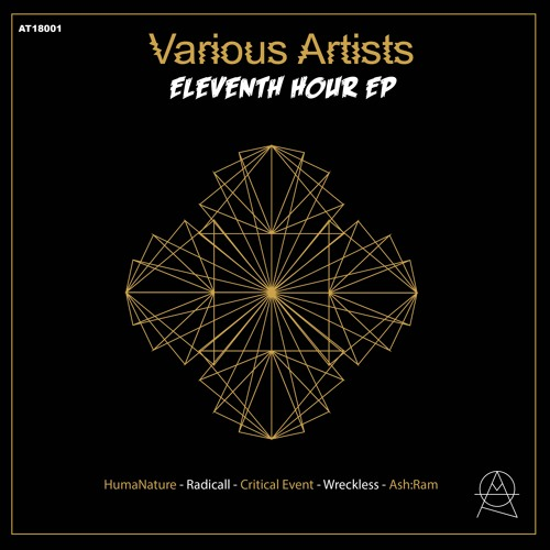 Atmomatix Records - Eleventh Hour EP