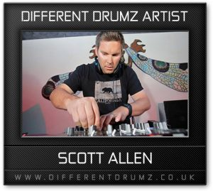Scott Allen Different Drumz Artist Image
