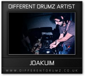 Joakuim Different Drumz Artist Image