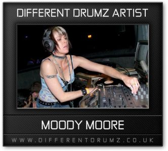 Moody Moore Different Drumz Artist Image