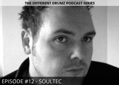 soulTec - Different Drumz Podcast Episode 12