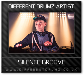 Silence Groove Different Drumz Artist Image
