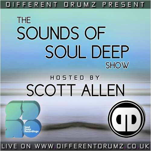 Scott Allen – The Sounds Of Soul Deep Show [Stream & Download]