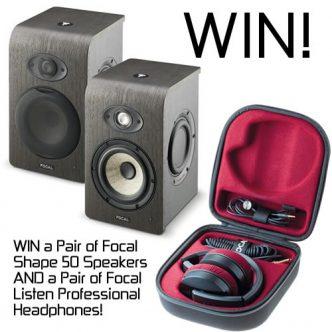 Win Focal Speakers & Headphones