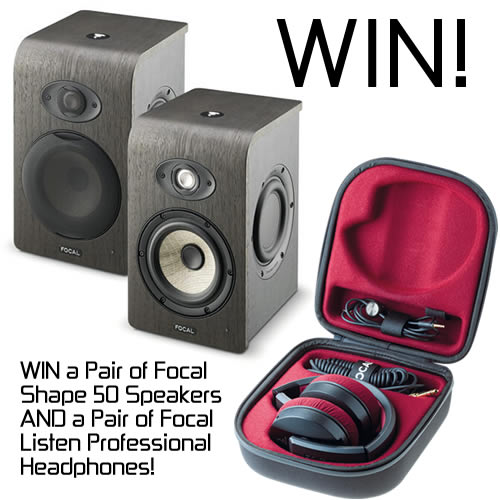 Win Focal Speakers & Headphones