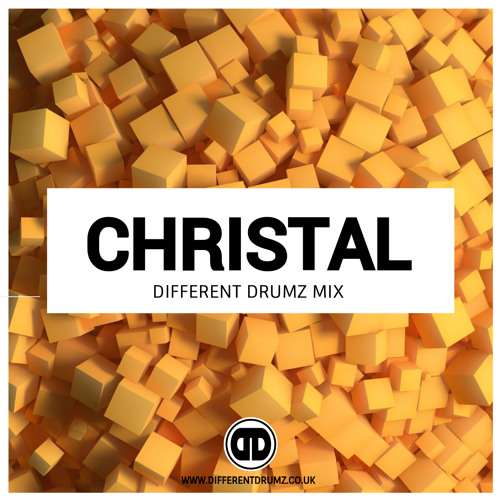 Christal Different Drumz Promo Mix | June 2018