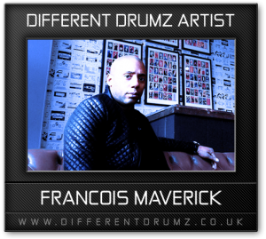 Francois Maverick Different Drumz Artist Image