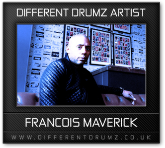 Francois Maverick Different Drumz Artist Image