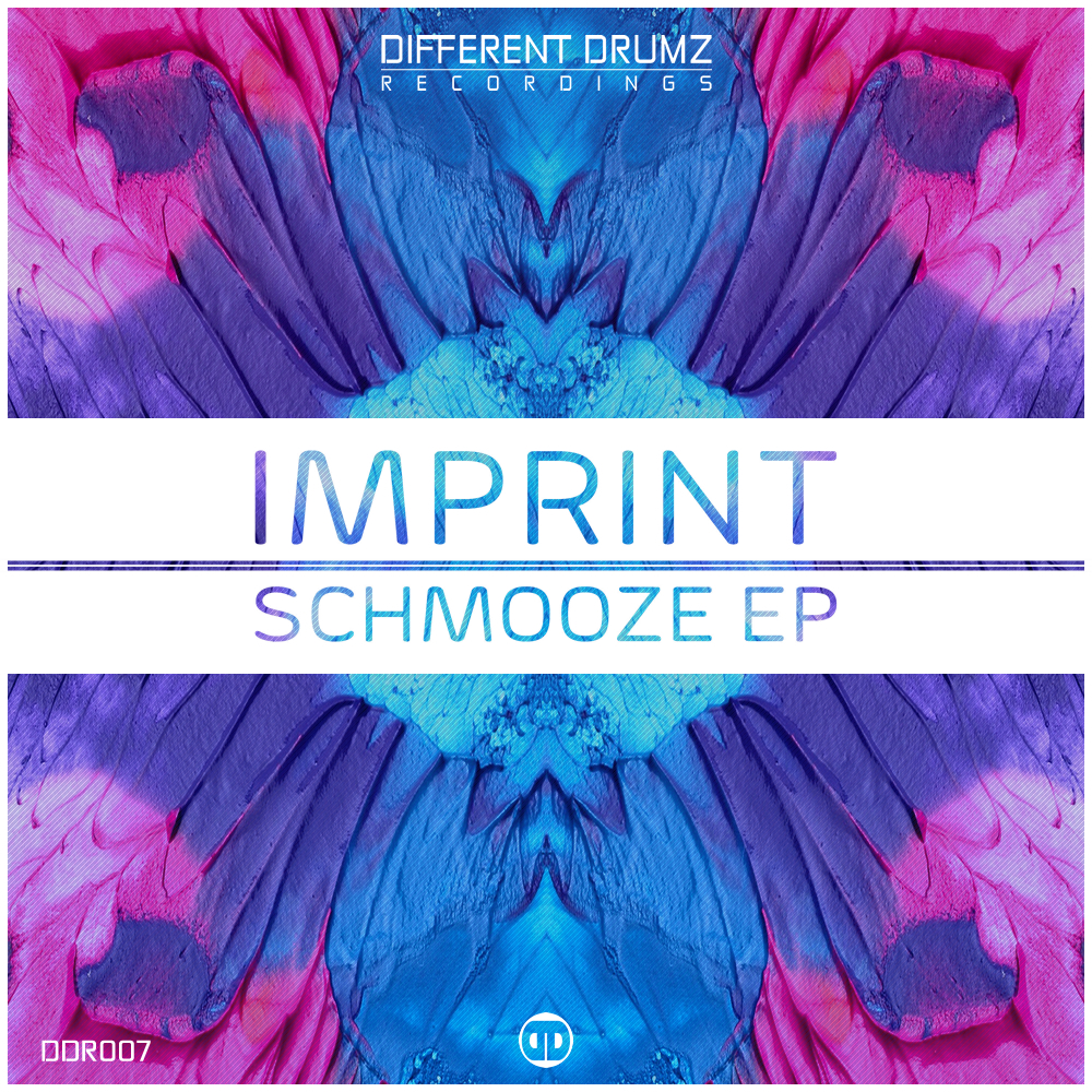 Imprint – Schmooze EP | DDR007 (Out Now)