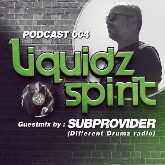 Liquidz Spirit Podcast 04 ft Sub Provider