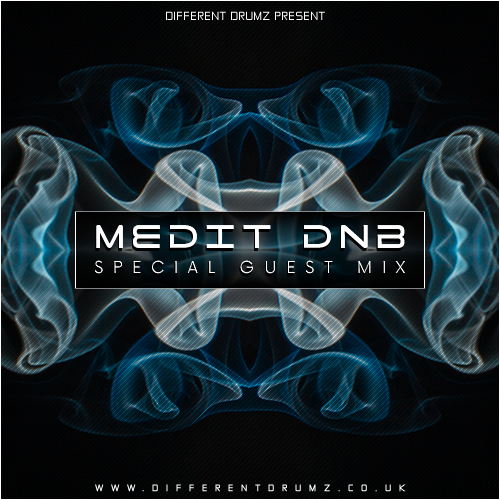Medit DnB Different Drumz Guest Mix 2018