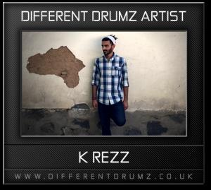 K Rezz Different Drumz Artist Image