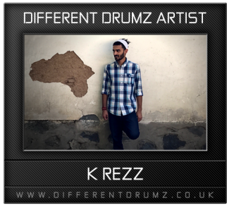 K Rezz Different Drumz Artist Image