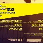 Smooth N Groove Vs Soul Deep Flyer Oct 2018