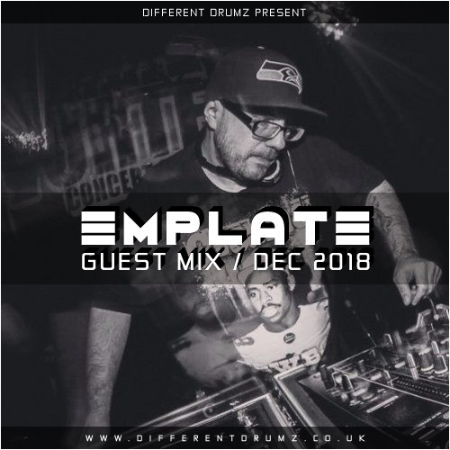 Emplate | Different Drumz Guest Mix | December 2018